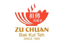 Zu Chun Ba Kut Teh Logo 1